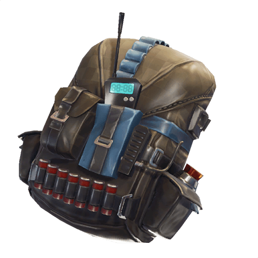 Pursuit Back Bling icon