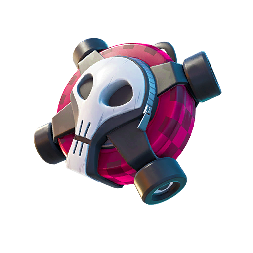 Quad Roller Back Bling icon