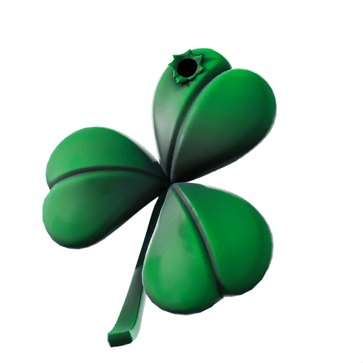 Rainbow Clover Back Bling icon