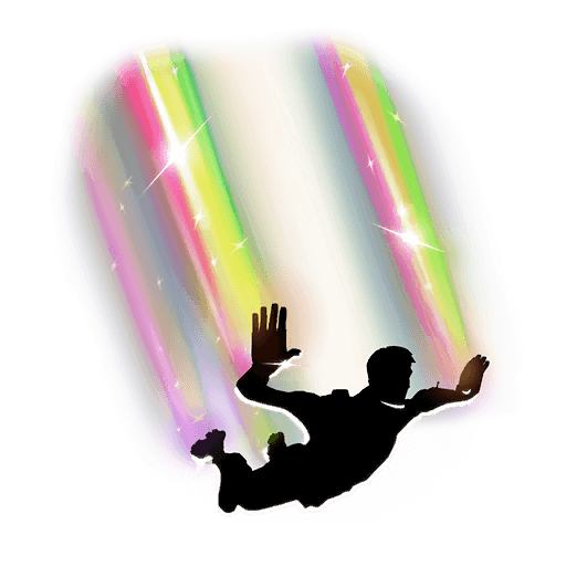 Rainbow Contrail icon