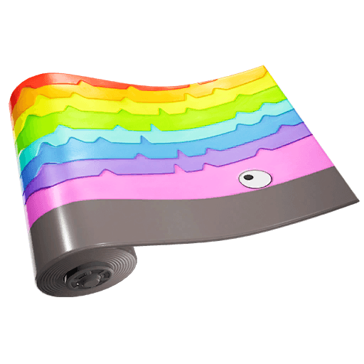 Rainbow Riot Wrap icon