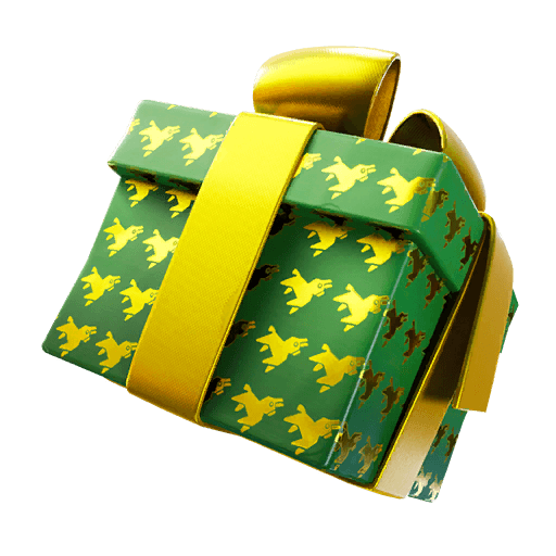 Re-gifter Back Bling icon