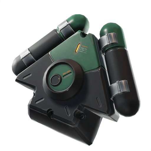 Reaction Tank Back Bling icon