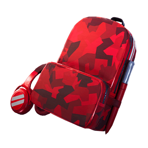 Red Alert Back Bling icon
