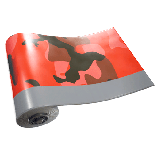 Red Camo Wrap icon