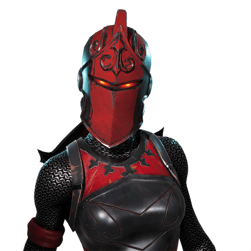 Red Knight Outfit