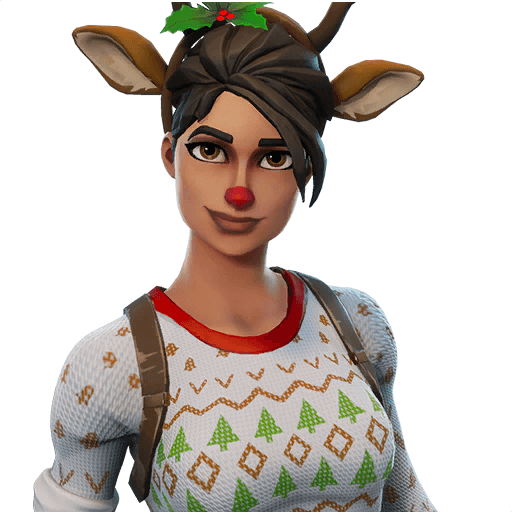 Red-Nosed Raider Outfit