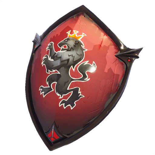 Red Shield Back Bling icon