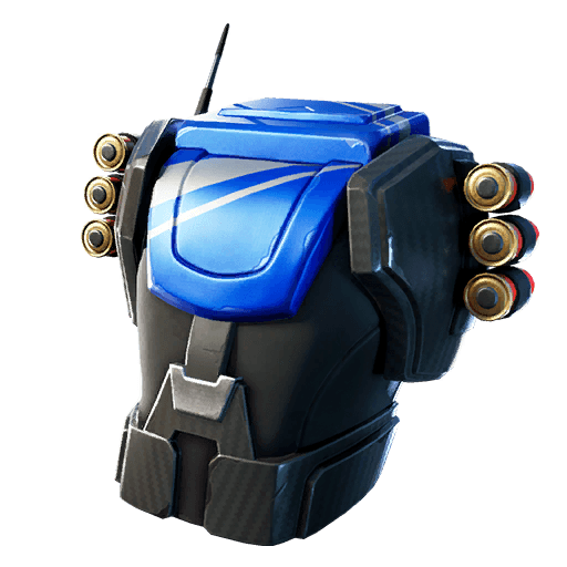 Reliant Blue Back Bling icon