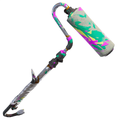 Renegade Roller Pickaxe icon