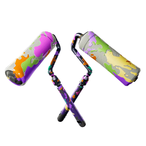 Renegade Rollers Pickaxe icon