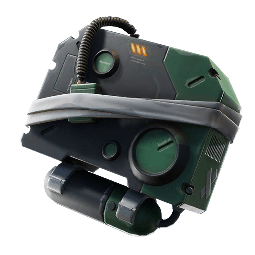 Response Unit Back Bling icon