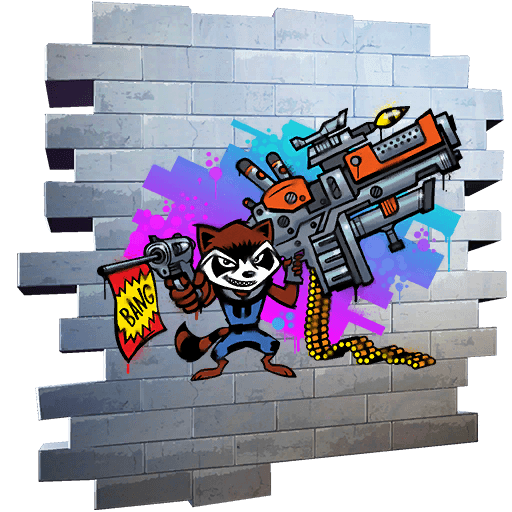 Rocket Blaster Spray icon