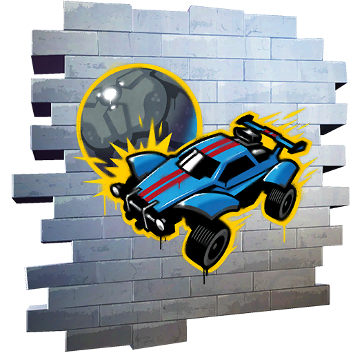 Rocket League Spray icon
