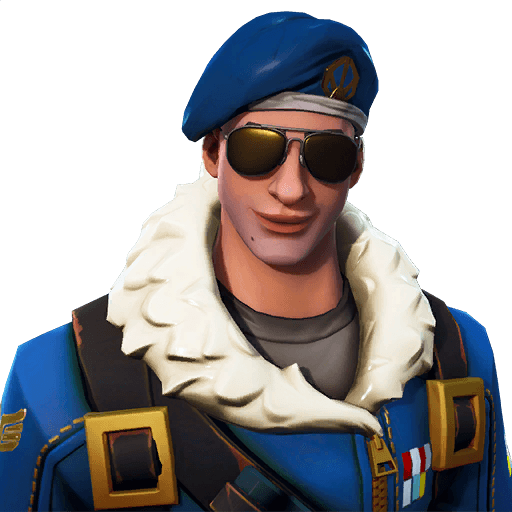 Royale Bomber Outfit icon
