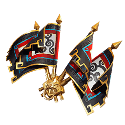 Royale Flags Back Bling icon