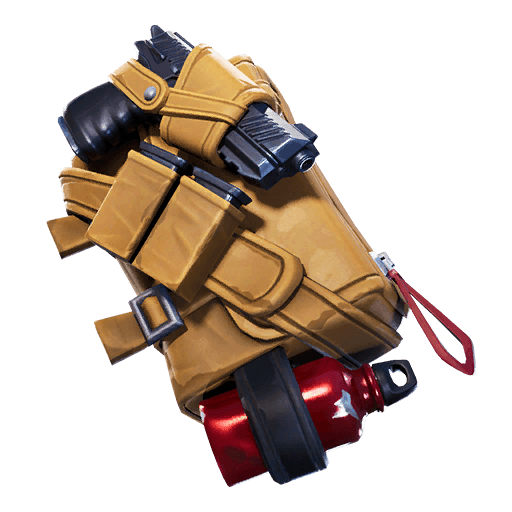 Saddle Bag Back Bling icon