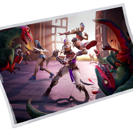 Scaly Standoff Loading Screen icon