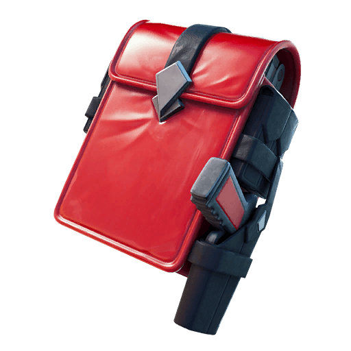 Scarlet Satchel Back Bling icon