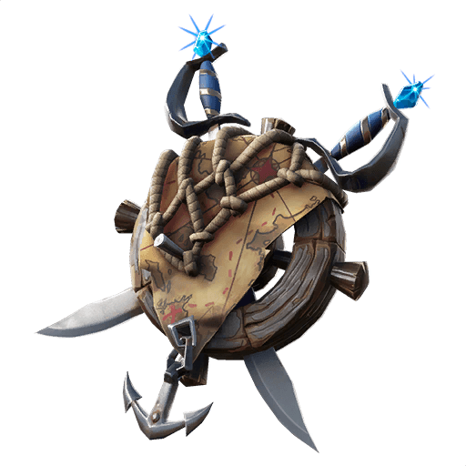 Seaworthy Back Bling icon