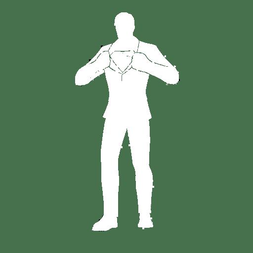 Secret Identity Emote icon