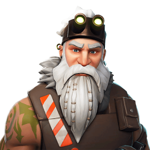 Sgt. Winter Outfit icon