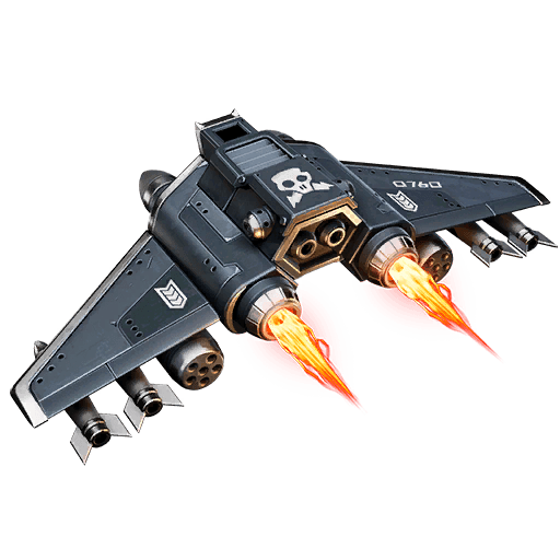 Shadow Stalker Glider icon