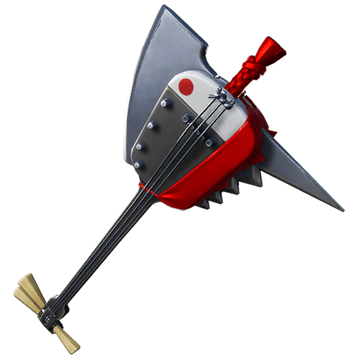 Shamisen Pickaxe icon
