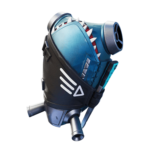 Sharks Tank Back Bling icon