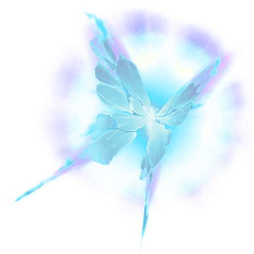 Shattered Wing Back Bling icon
