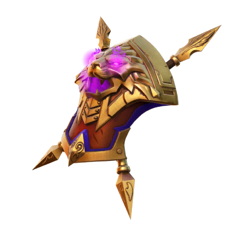 Shield of the Mighty Back Bling icon