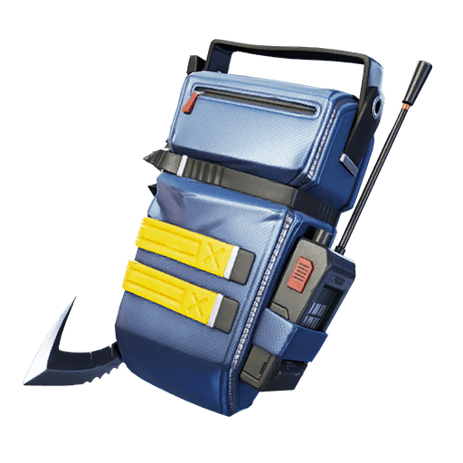 Shortwave Back Bling icon