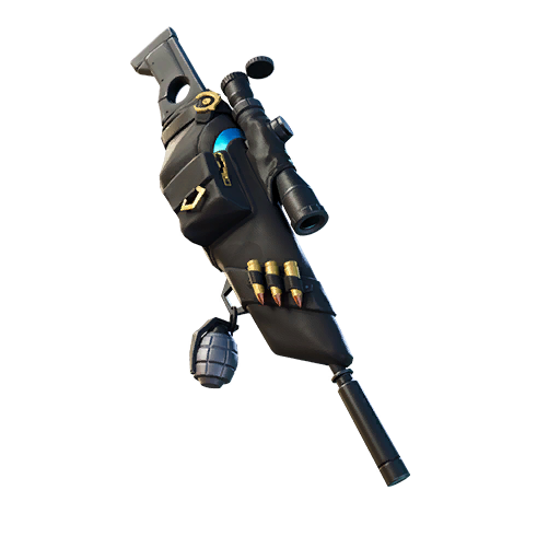 Silencer Back Bling icon