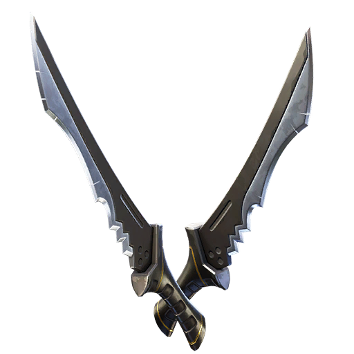 Silent Strike Pickaxe icon