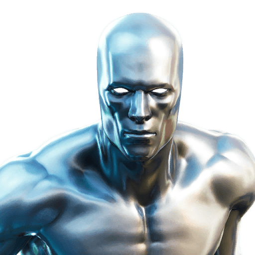 Silver Surfer Outfit icon