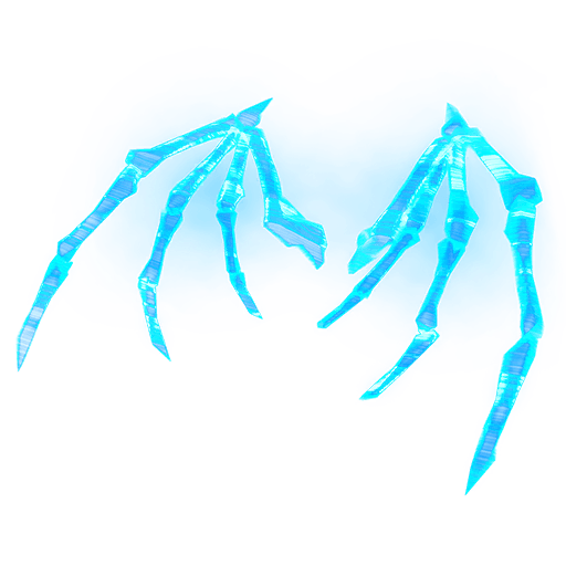 Skeletal Wings Back Bling icon