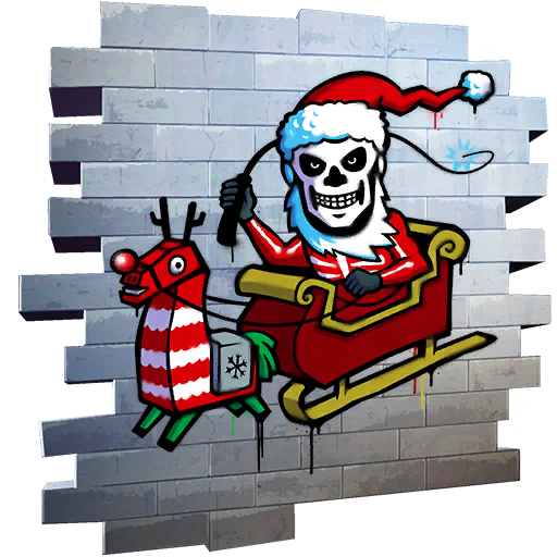 Sleigh Ride Spray icon