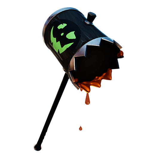 Smash O Lantern Pickaxe icon