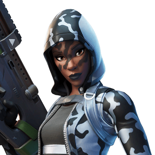 Snow Sniper Outfit icon