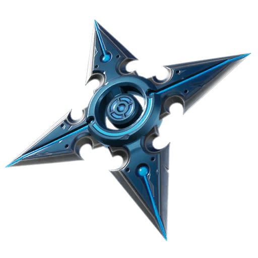 Snow Star Back Bling icon