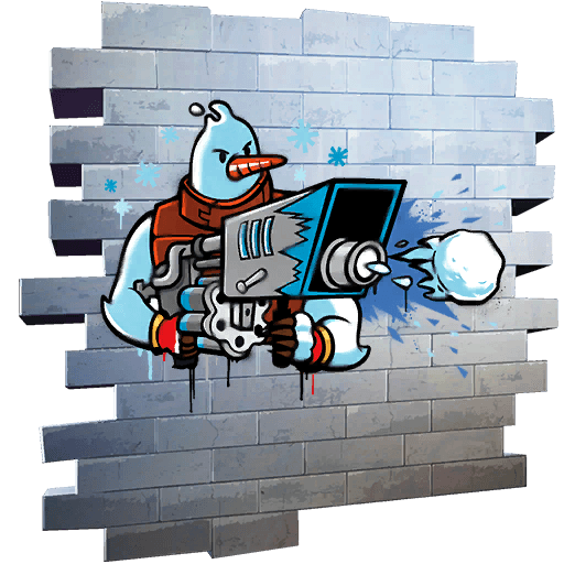 Snow Strike Spray icon