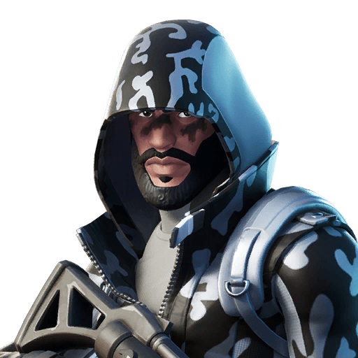 Snow Striker Outfit icon