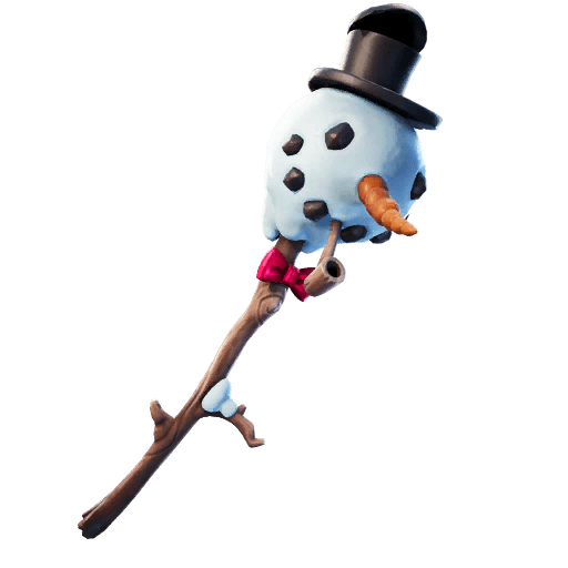 Snowy Pickaxe icon