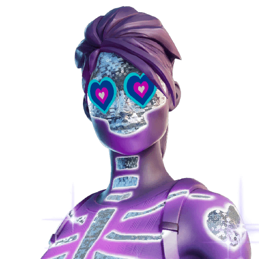 Sparkle Skull Outfit icon