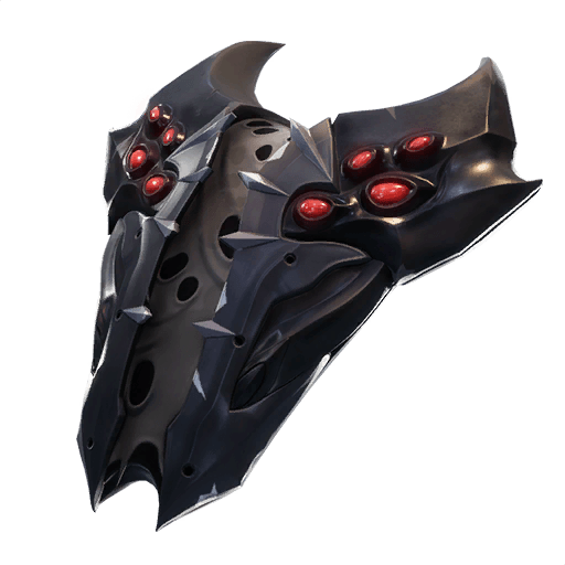 Spider Shield Back Bling icon