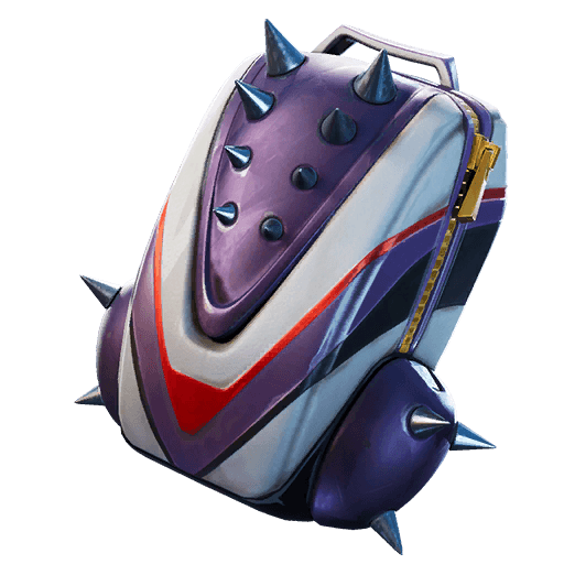 Spiked Shell Back Bling icon