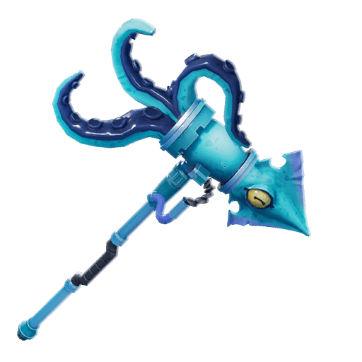 Squid Striker Pickaxe icon
