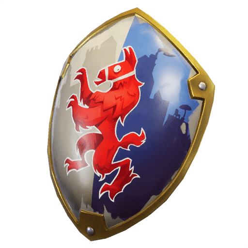 Squire Shield Back Bling icon