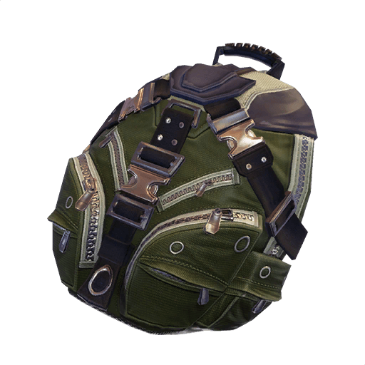 Standard Issue Back Bling icon