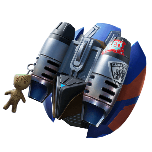 Star-Lord Pack Back Bling icon